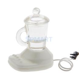 Wholesale Juicing Machines - 1:12 Miniature Juicer Juicing Machine Dolls House Accessories White