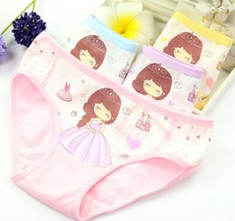 Wholesale Panties For Kids - Baby Toddler Girls Soft Underwear Cotton Panties For Girls Kids Short Briefs Children Underpants