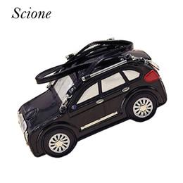 Wholesale hot beetles - Hot Cool Novelty Beetle Car Shaped Handbag Women Leather Shoulder Messenger Crossbody Bag Travel Shopping Tote bolsa mujer Li799