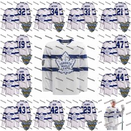 Wholesale Gold Leafs - Toronto Maple Leafs 2018 Stadium Series Jersey 16 Mitchell Marner 34 Auston Matthews Morgan Rielly Patrick Marleau Andersen Nylander Jersey