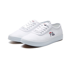 Wholesale Lace Shoes For Girls - FILA Classic Girl Heritage FHT 2018 Athentic New Mens Designer Sports Running Shoes for Men Sneakers Women Casual Trainers