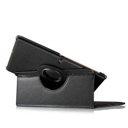 Вкладка планшета s онлайн-360 вращающийся PU кожаный чехол для Samsung Galaxy Tab S 10.5 T800 T805 SM-T800 Tablet Case смарт стенд розничная коробка