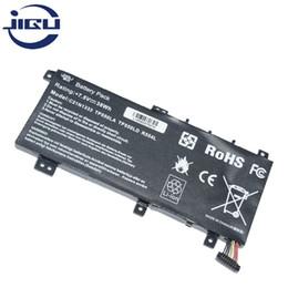 2019 ion portable Batterie pour ordinateur portable JIGU 7.5V 4Cells C21N1333 C21NI333 pour Asus TP550L TP550LA TP550LD TP550LJ Transformateur Flip Flip tp550 X454 ion portable pas cher