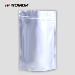 Wholesale Aluminum Grades - Aluminum foil self-supporting zipper bag food grade packaging bags reusable Snack sack, cosmetic pouch Dried fruit pocket
