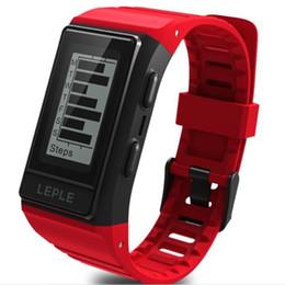 Gps localizar online-Localizar GPS inteligentes pulseras brazalete de banda IP68 a prueba de agua reloj de la puerta de salida de frecuencia cardíaca pantalla de exhibición de los deportes Android