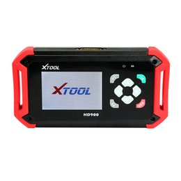 Wholesale Xtool Truck - DHL Free shipping XTOOL HD900 Heavy Duty Truck Code Reader