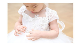 Wholesale Princess Kimono - 2018 new brief Two pieces of baby baby baby's first 100 day wedding dress princess dress