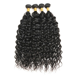 curl remy hair extensions Promo Codes - Mongolian Italy Curl Hair Bundles 4pcs Unprocessed Remy Virgin Italy Curl Human Hair Extensions Tangle Free Free Shipping