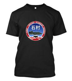 Camisa muerta online-Nuevo Vintage Planet Cracker Starship Ishimura Logo Gamer Dead Space Camiseta S-5XL