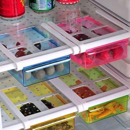 Respetuoso del medio ambiente, cocina multifunción, refrigerador, estante de almacenamiento, refrigerador, congelador, estante, porta alimentos, cajón, organizador, ahorro de espacio desde fabricantes