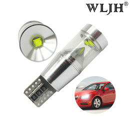 Wholesale Passat B6 Led - WLJH Canbus LED T10 Car Light License Plate Parking For VW Passat B5 B6 T5 Tiguan Touran Golf 4 5 7 6 Polo