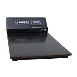 Maschinenreparatur für mobilgeräte online-Handyeisen-Heizplatte LCD-Bildschirm Offene separate Maschine für iPhone / Samsung für iPad / Tablet Repair Tool Separator