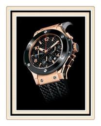lunette gros personnalisé Promotion 12 style AAA nouvelle marque de luxe hommes F1 A2813 mouvement automatique montre Big Bang Geneve hommes mécanique montres mode sport montre-bracelet