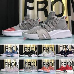36b79cf88b4 Adidas EQT Bask ART Nouveau Overkill X Consortium EQT Support Future 93 17  Noir Rose Rose Rose Blanc Hommes Femmes Chaussures De Course Designer  Baskets En ...