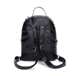 Marque de luxe en cuir designer sac à dos sacs à main hommes sac à dos ordinateur portable sac à dos étanche 4 couleurs fille femmes école sac noir 8864 ? partir de fabricateur