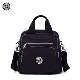 Original JINQIAOER Brand Fashion Women Shoulder Bags Soft Waterproof Nylon  Quality Kip Style Monkey Handbag on sale 9f510240661ce