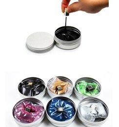Wholesale Free Office Music - 2018 Creative Technology Changeable DIY Magnetic Putty Cube Office Decompression Toys Funny Stress Toys Adults and Kids Great Gift Free DHL
