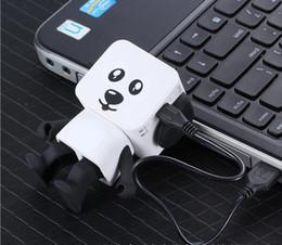 Mini Danse Bluetooth Haut-Parleur Intelligent Robot Chien Haut-parleurs Portable Bluetooth Super Basse Stéréo Haut Parleur Creative Cadeau jouets ? partir de fabricateur