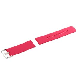 superior watches Coupons - Superior TPU Replacement Wrist Band For Pebble Time Smart Watch Bracelet Oct7