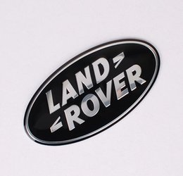 Wholesale Sline Badge - Land Rover Go BEYONG G4 Car Styling Metal Sline Emblem Car Sticker 3D Decals Creative Mark Badge Auto Stickers flag fit for Land Rover