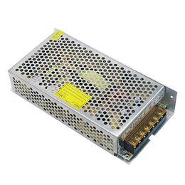 geregelte transformator stromversorgung für led Rabatt Edison2011 Universal-12V 10A 120W geregelte Schaltnetzteil-Treiber-Transformator-Steuerung für LED-Streifen-Beleuchtung