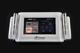 cadres de machine à tatouer en alliage Promotion 2018 Hot vente plus récent V8 Digital 2 stylo de tatouage permanent maquillage machine micropigmentation cosmétique