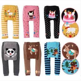 2020 nuevos diseños de leggings DHL 2016 nuevos niños lindos Toddler 90 diseños originales Busha PP Pantalones Calentador de bebé Leggings Medias Pantalones de bebé Pantalones para niños pequeños C287 nuevos diseños de leggings baratos