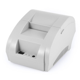 small printers Coupons - ZJ - 5890K Mini 58mm POS Receipt Thermal Printer with USB Port with free driver CD for small business 5890K