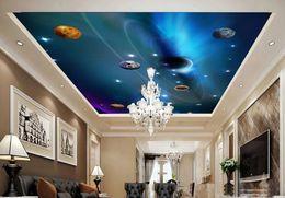 2019 soffitti stellati cielo soffitti Stella cielo soffitto murales murale carta da parati 3d carte da parati 3d per tv sullo sfondo soffitti stellati economici
