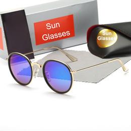 641faaf5eb New sunglasses for men and women metal round frame glasses retro sunglasses  European and American trend sun glasses fashion glasses 10colrs sunglasses  ...