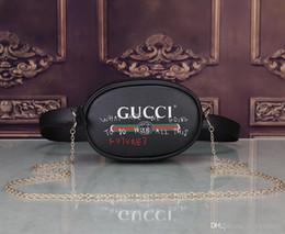 aaa сумочки Скидка AAA + высокое качество мода роскошный дизайнер новые женщины реальный расширенный кожаный цепи лоскут пояса талии сумка кошелек сумка #51803
