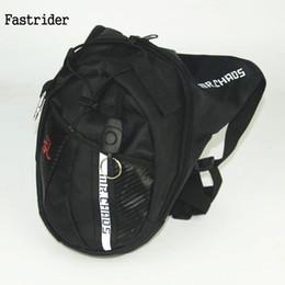 sacchetto di lavoro nero Sconti Fastrider Men Nylon drop bag vita Leg pack bag Men cintura bicicletta e moto Money Belt Marsupio per lavoro nero all'ingrosso