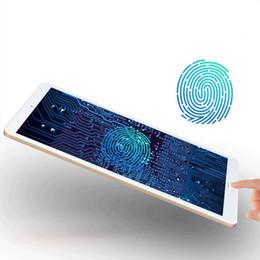 polegada tablet octa core 16gb Desconto Comprimidos de Identificação de impressão digital de 10.1 polegada 3G Phone Call Android 7.0 Octa Núcleo IPS2560X1600 Tablet pc WiFi RAM 4 GB ROM 64 GB