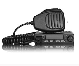 Walkie talkie auto online-Mini 25.615-30.105mhz Smart Mobil Radio Transceiver 8W Walkie Talkie für Auto VHF Marine Radio Station 27MHz CB Radio Amateur