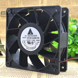 Generic Cooling Fan Cooler for Delta PFB1224EHE 12038 24V 1.08A 12CM