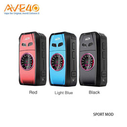 Wholesale Max Building - Authentic REV Sport TC Box MOD with Built-in 4200mAh Battery and 101W Max Output Power Built for Agility