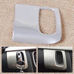 volkswagen karte Rabatt nterior Zubehör Innenleisten DWCX Hochwertiger Edelstahl Dash Lgnition Keyhole Moulding Cover Trim Fit für Audi A4 A5 2009 ...