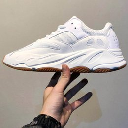 online store d2b4e 587d0 Adidas Yeezy 700 shoes senaker 2018 Nueva llegada 700 Kanye West Wave  Runner 700 zapatillas auténticas zapatillas deportivas zapatillas  deportivas con ...