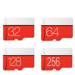 2018 venda quente 80 MB / S 90 MB / S 32 GB 64 GB 128 GB 256 GB C10 TF Cartão de Memória Flash Livre Adaptador de Varejo Pacote Blister Epacket DHL Frete Grátis de Fornecedores de utensílios de cozinha