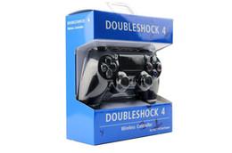 jogos de joystick Desconto Novo Controlador Sem Fio Bluetooth PS4 para PS4 Vibrador Joystick Gamepad PS4 Controlador de Jogo Com Embalagem STY127