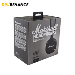 Wholesale Pro Earphones - High Quantity Marshall MID Bluetooth Headphones With Mic Noise Cancelling Headset Deep Bass Studio Major Monitor Rock Pro DJ HiFi Earphones