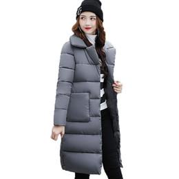 Зимние женщины в парке онлайн-Dow parka женщины пуховик зимнее пальто зимняя куртка хлопок мягкий куртка женщина зимняя куртка пальто