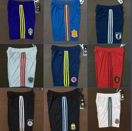 Wholesale Germany National - 20172018 World Cup national team, Argentina, Russia, Germany, Spain, Spain and Spain