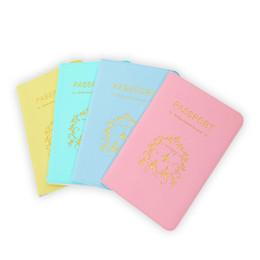 Canada PVC Passeport Couverture Femmes Voyage Couverture Sur Le Passeport PVC Protecteur Voyage Passeport Titulaire pour Femmes et Hommes Voyage Offre