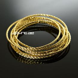 2019 gold gefüllt armband mädchen Mädchen oder Damen Gold gefüllt GF Set 9pcs Armreif G129 günstig gold gefüllt armband mädchen