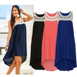 dfa2a554e vestidos largos de verano para mujeres embarazadas Rebajas 1 Vestidos de  maternidad Summer Long Chiffon Bohemian