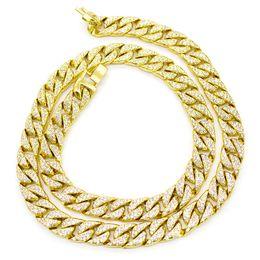 ожерелье цепи змейки золота 14k Скидка Кубинская золотая цепь для мужчин змея цепи ожерелье тяжелые очаровательные ювелирные изделия Оптовая хип-хоп веревка ожерелье 18K медь ночной клуб