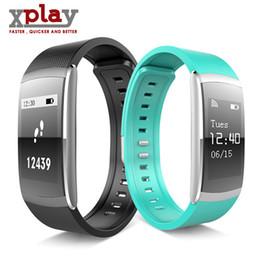 Wholesale pro monitoring - 30X Original iwown I6 PRO Smart Wristband Heart Rate Monitor IP67 Smart Bracelet Fitness Tracker for Andriod 4.4 IWOWNFIT I6 PRO