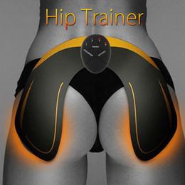 Argentina Electric EMS Entrenador Inteligente de Cadera Buttock Lifting Massager ABS Buttock Tight Muscular Stimulator Slim Shaper Relaxtion BG cheap electric stimulator massager Suministro