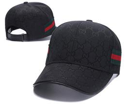 projetos do bordado do tampão Desconto 2019 Novo Design de Algodão de Luxo moda Caps Bordados Chapéus boné de Beisebol dos homens boné de beisebol Do Osso Do Chapéu Gorra Planas Snapback Hip Hop Cap Pai